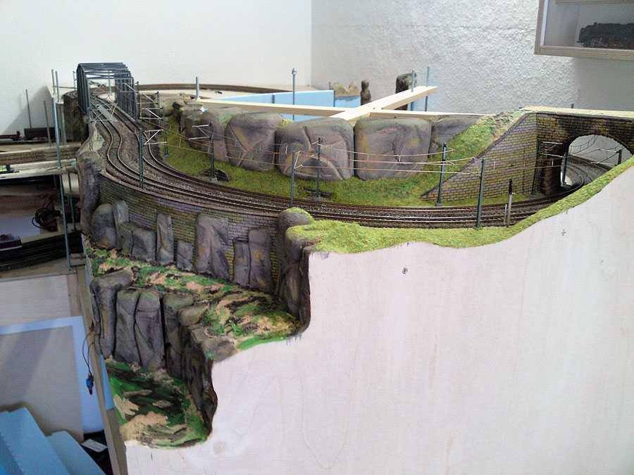 Lutz Nather Mit Modellbahntipps Gestaltung Der Modellbahnanlage