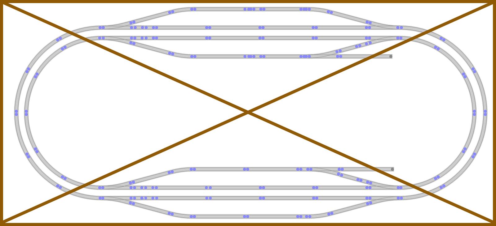 Lutz Näther mit Modellbahntipps - Rahmenbau für eine Modellbahnanlage